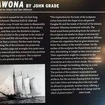 John Grade's Wawona inside MOHAI
