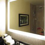 Westin Chicago - Room 1939 - Bathroom - Lighted Mirror