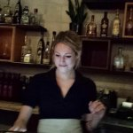 Vero at the bar