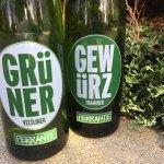 Gruner Veltliner & Gewurztraminer
