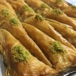 All our baklava is made in house, we offer a few different options as well