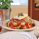 Χωριάτικη σαλάτα-Greek salad