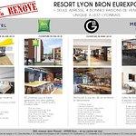 Novotel Lyon Bron Eurexpo Foto