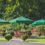 Ogród Villa Eva