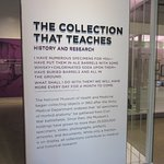 Another exhibit with lots of documentation and examples/samples