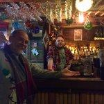 Yes, a tiki bar in Edinburgh.