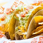 Lowboy (Ground Bee) Tacos