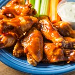 Mellow BBQ Wings