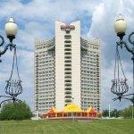 ベラルーシ ホテル