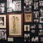 Don Bradman Photo Wall