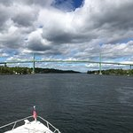 Thousand islands Foto
