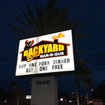 Foto de Backyard Boys Bar-B-Que