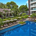 Woodlands Suites Serviced Residences Foto