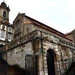 La única iglesia gótica (en origen) de Oporto