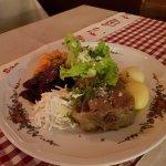 Nos différents plats maison, esprit Alsace garanti 😀👌