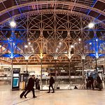 Paddington Station and access to hotel
