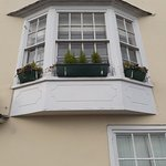 Bay window, of room with a super Sea View !
