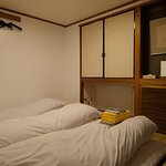Our triple room, nice, clean & comfort