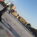 Photo of Skanderbeg Statue