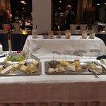 Quasi 30 tipi di formaggi diversi per il dessert