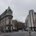 At the Aldwych