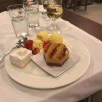 Desserts (Questionnaire night - higher standard)