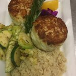 Outstanding Crab Cakes.