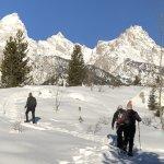 Hole Hike Experience. Jackson Hole, WY. Dec. 31, '17