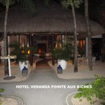 Foto de Veranda Pointe aux Biches Hotel