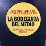 Bodeguita del medio (Playa del Carmen)