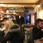 Foto de La Zoccola del Pacioccone Pizzeria
