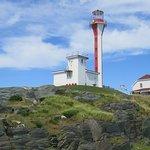 Cape Forchu Lightstation Foto