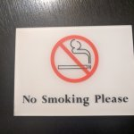 Non-Smoking rooms.