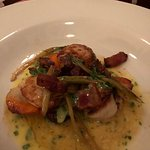 Gorgeous scallops