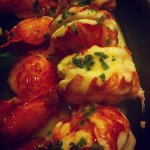 """Mondays are have taken on a new meaning with """" LOBSTER MONDAYS"""" butter poached!"""