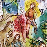 Chagall Tapestry
