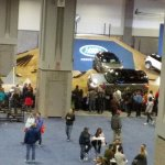Land Rover Exhibit and Driving Cource