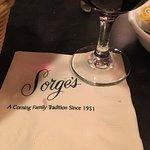 Foto de Sorge's Restaurant
