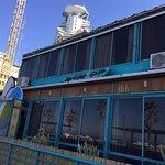 Foto de Beachfront Hostel