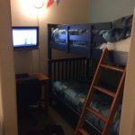 Kids built-in room