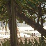 Playa Carmen am Spätnachmittag