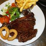 £6.95 Thursday steak night rump