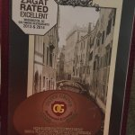 Zagat ratings are old