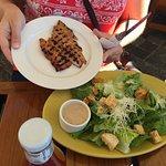 Chicken Casear salad