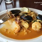 Seafood Cataplana, July 2016
