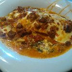 Lasagna, manjar de los dioses!