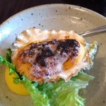 kaki motoiyaki - baked oyster