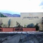 Los Arboles Hotel Foto