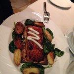 Smoked salmon - delicious!