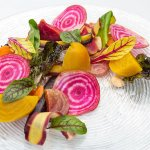 Roasted Carrot & Beetroot Salad